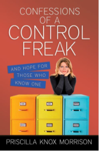 Confessions of a Control Freak cover